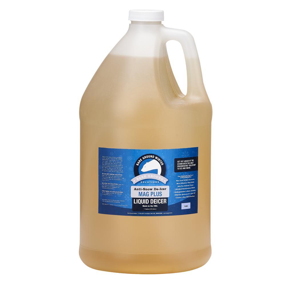 1 Gal. Liquid Anti-Snow/De-Icer Refill