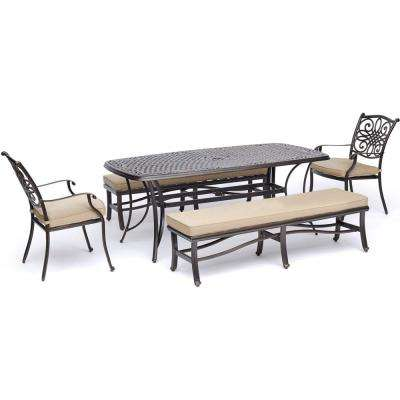 Surprising 8 9 Person Cast Iron Fast Drying Patio Dining Short Links Chair Design For Home Short Linksinfo