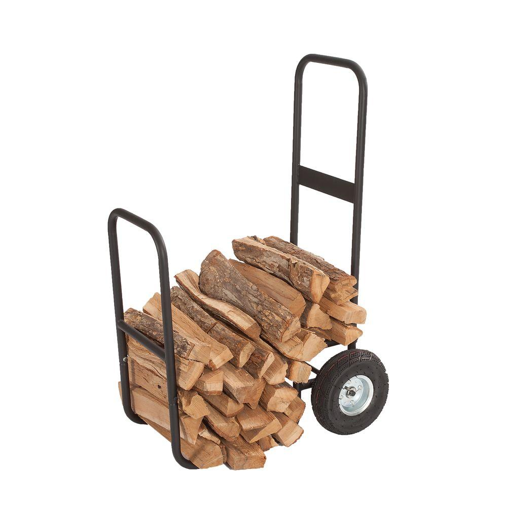 Shelter Log Caddy Firewood Mover-SLCAD - The Home Depot