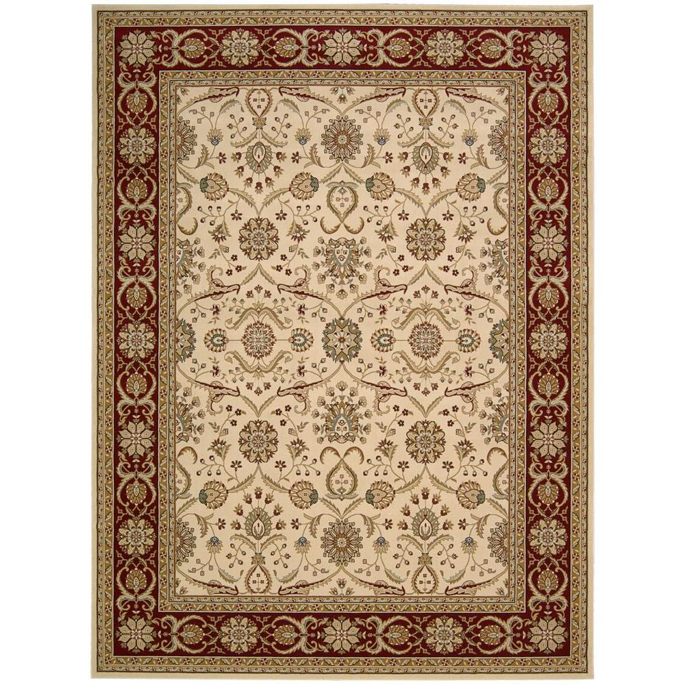 Persian Crown Malti Cream 7 ft. 10 in. x 10 ft.