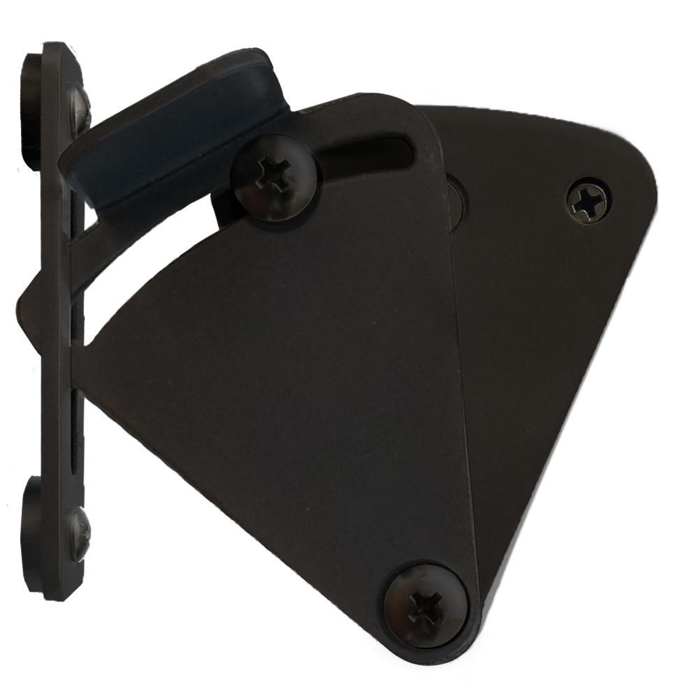 Steel Oil Rubbed Bronze Sliding Door Privacy Lock