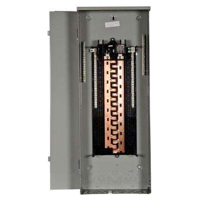 PL Series 200 Amp 40-Space 40-Circuit Main Breaker Outdoor Load Center