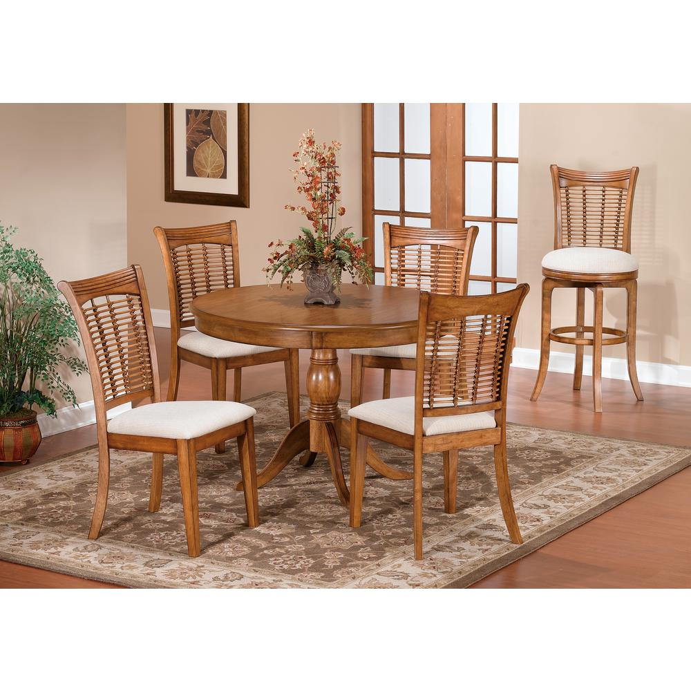 Oak Dining Room Furniture: Hillsdale Furniture Bayberry Oak Dining Chair (Set Of 2