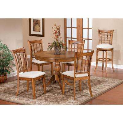 Bayberry Oak Dining Chair (Set of 2)