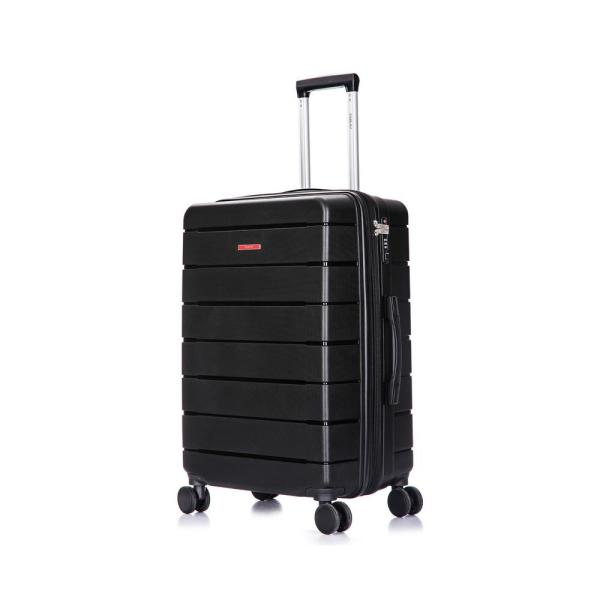 daffcc56f Wenger Zurich 28 in. Pewter Spinner Suitcase 7895434177 - The Home Depot