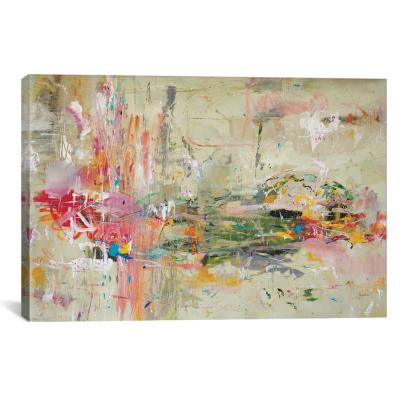 """""""Fast Track"""" by Julian Spencer Canvas Wall Art"""