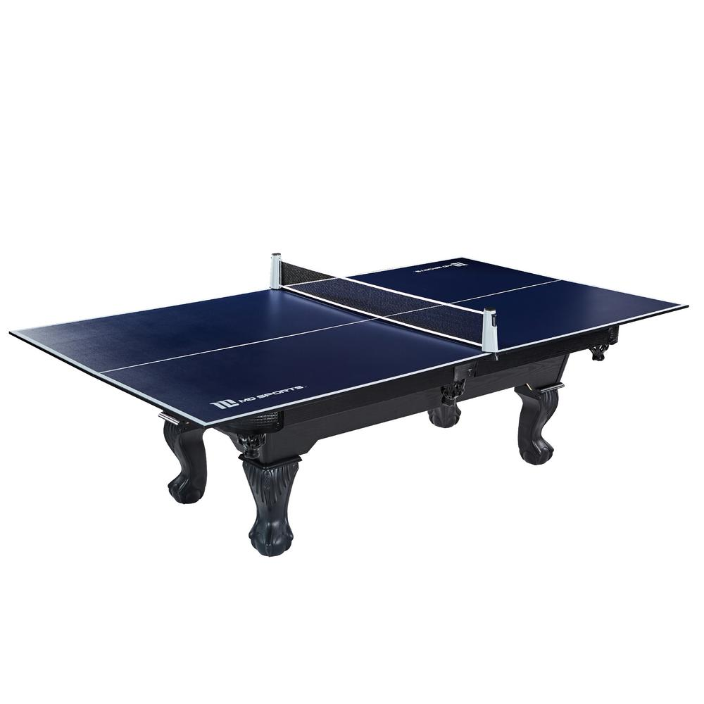 Incroyable MD Sports Table Tennis Conversion Top With Retractable Net