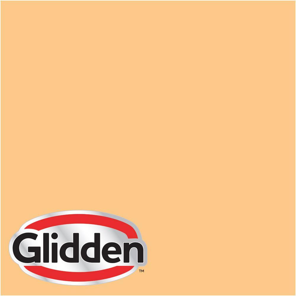 Hdgo54u Pale Orange Flat Interior Paint Sample 08f The Home Depot