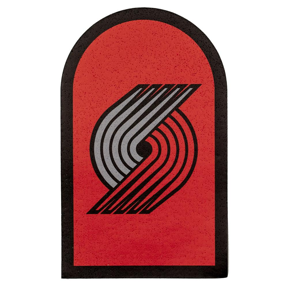 Nba Portland Trailblazers Mailbox Door Logo Graphic Nbma2501 The