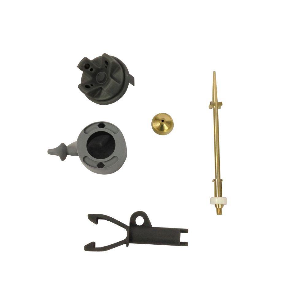 1.0 mm Brass Needle Kit for Gemini Spray Station