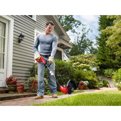 13 in. 4 Amp Straight Electric String Trimmer