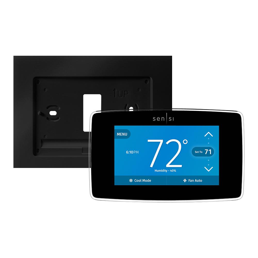 Emerson sensi 7 day programmable touch wi fi thermostat for Emerson sensi