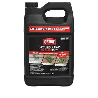 GroundClear Year Long Vegetation Killer 1 Gal Concentrate