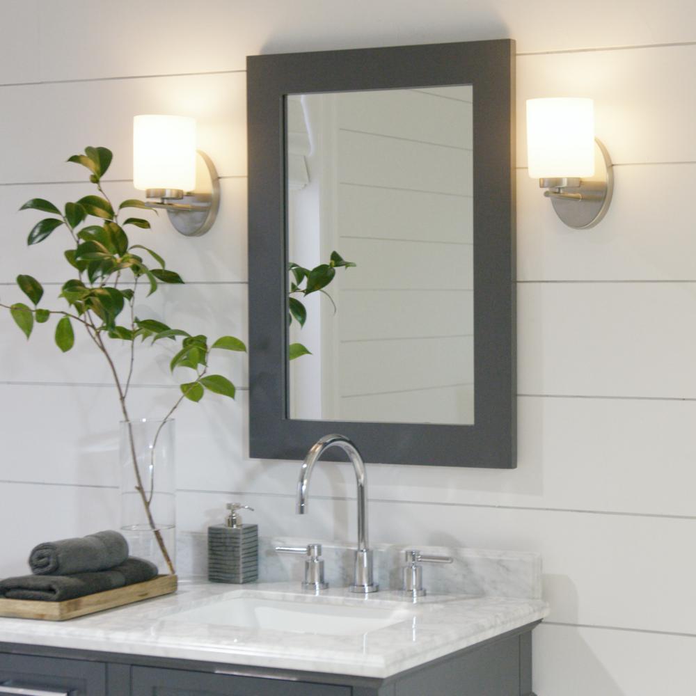 updated bathroom vanities mirrors