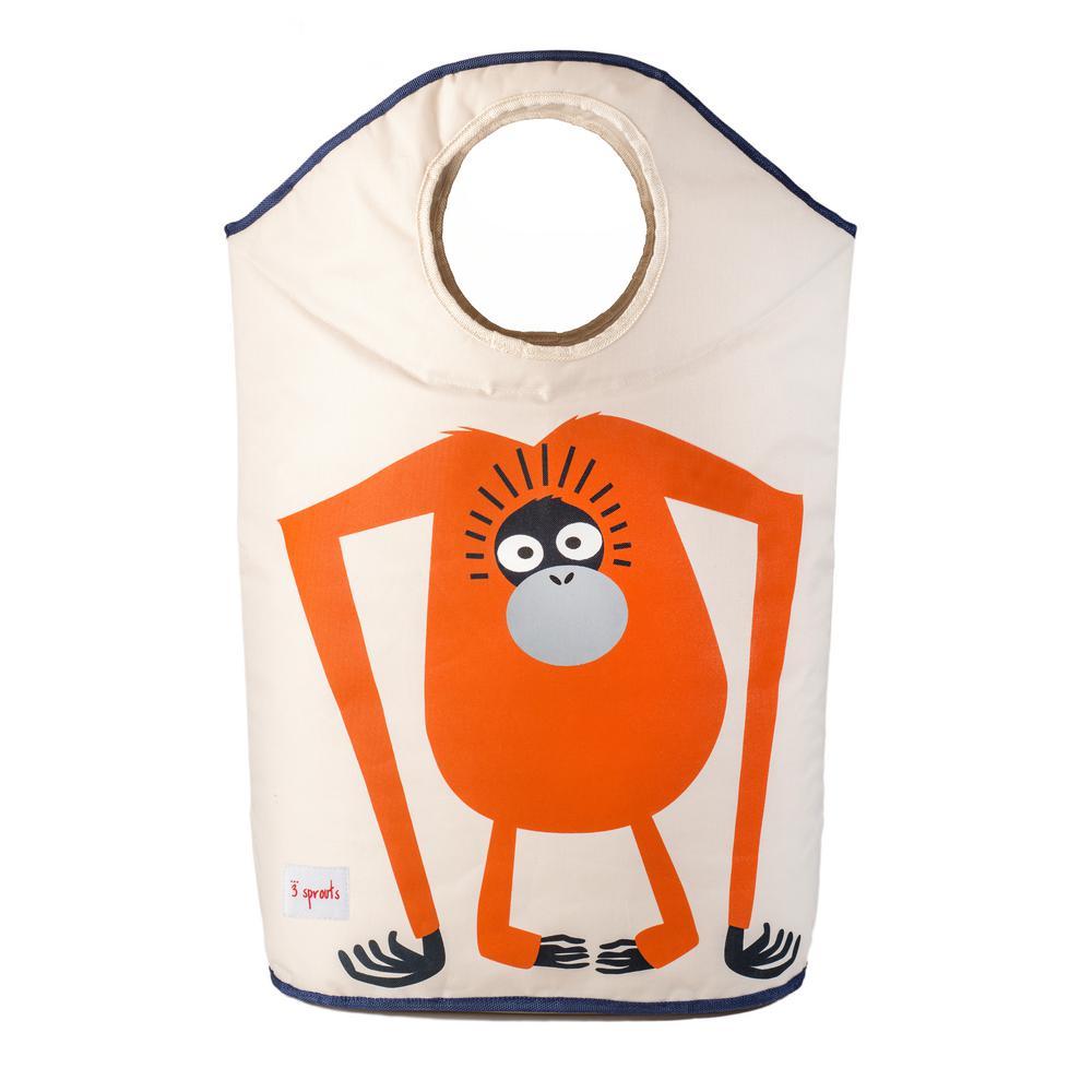 Laundry Hamper - Orangutan