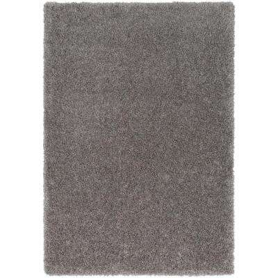 Cloudy Shag Medium Gray 7 ft. 10 in. x 10 ft. 3 in. Indoor Area Rug