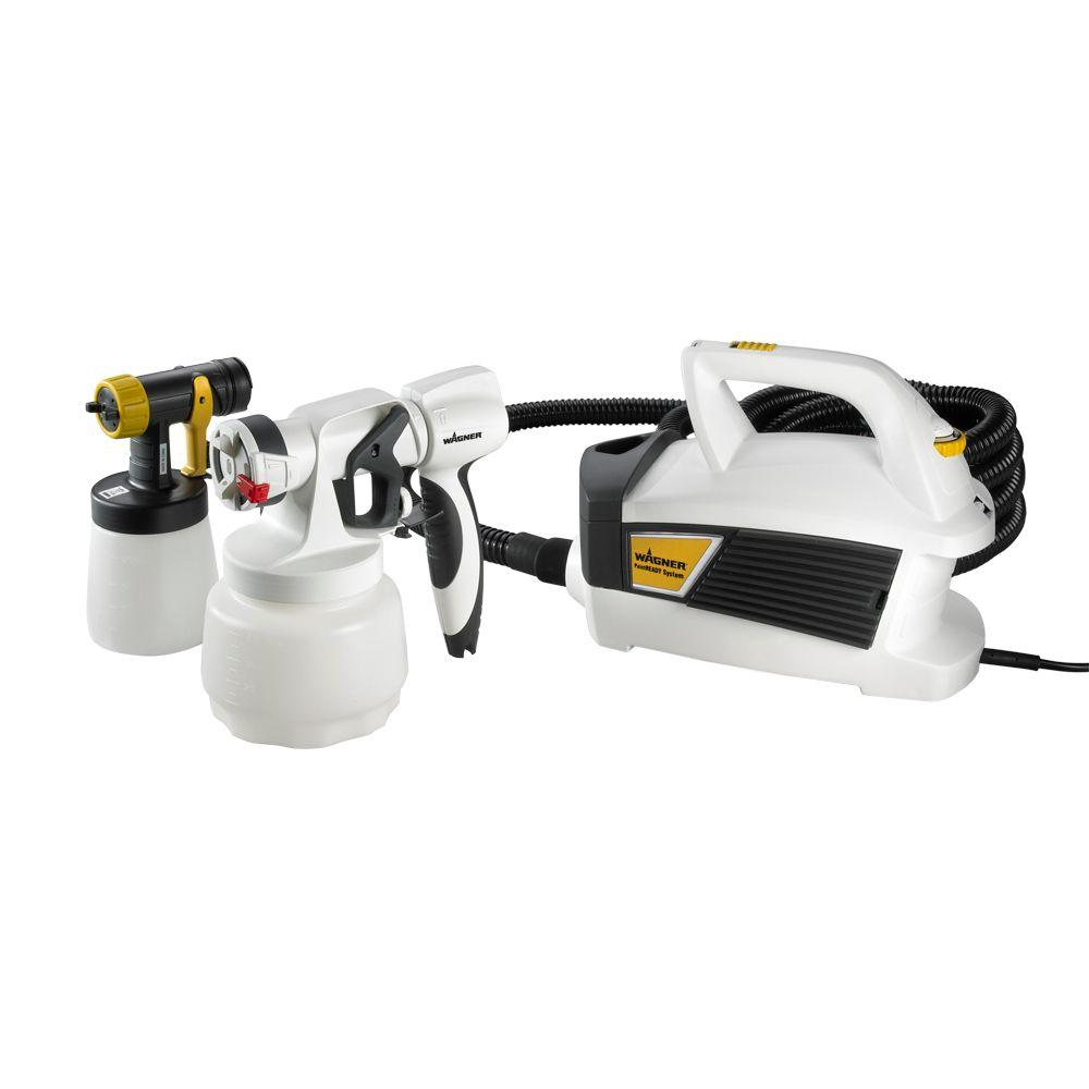 Wagner PaintREADY System HVLP Paint Sprayer Kit