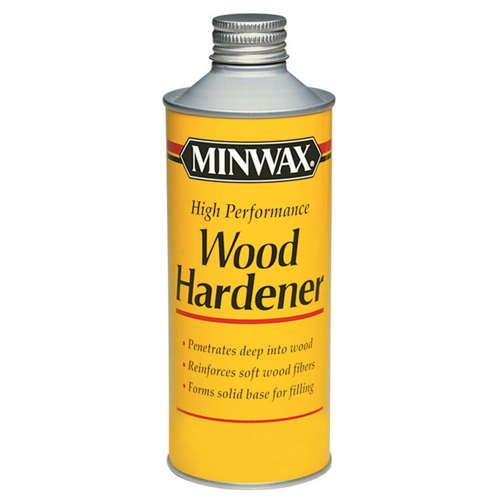Minwax 1 pt HighPerformance Wood Hardener41700000 The Home Depot