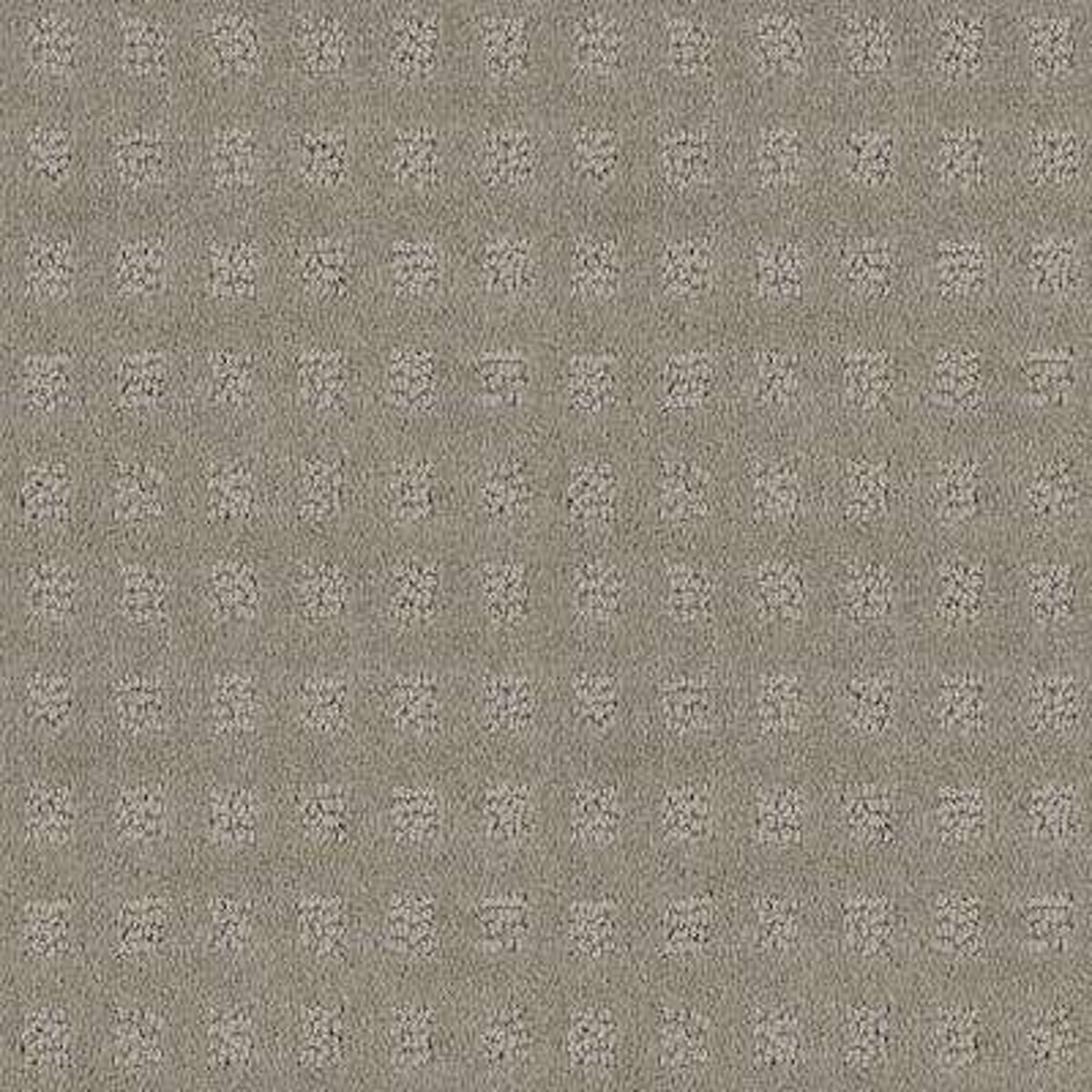 Out Of Sight II - Color Platinum Mist Pattern 12 ft. Carpet
