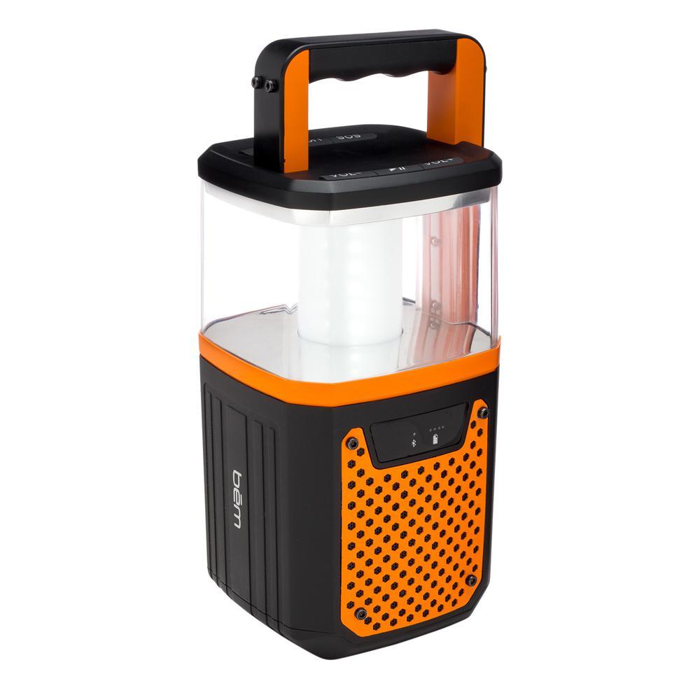 Multi-Functional Waterproof Lantern Speaker IP7