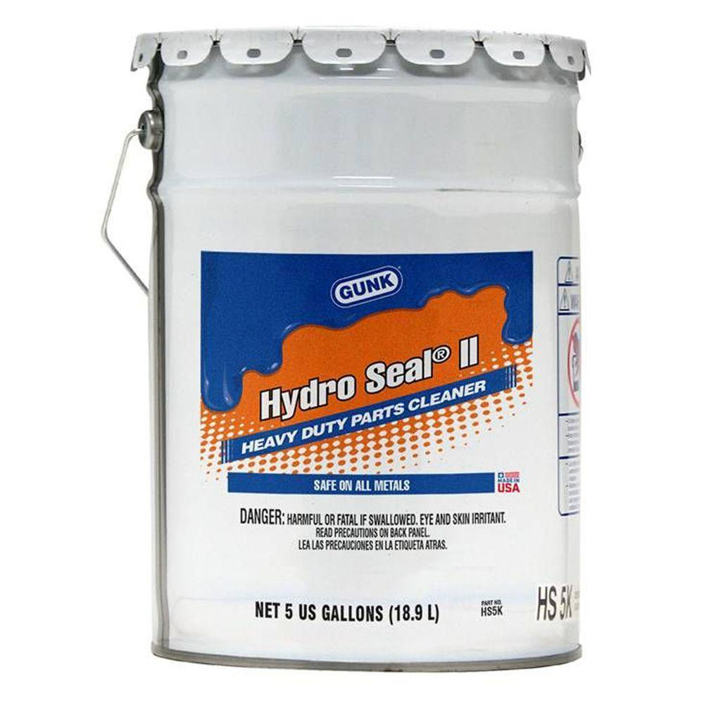 Hydro-Seal II 5 Gal. Heavy-Duty Parts Cleaner with Basket