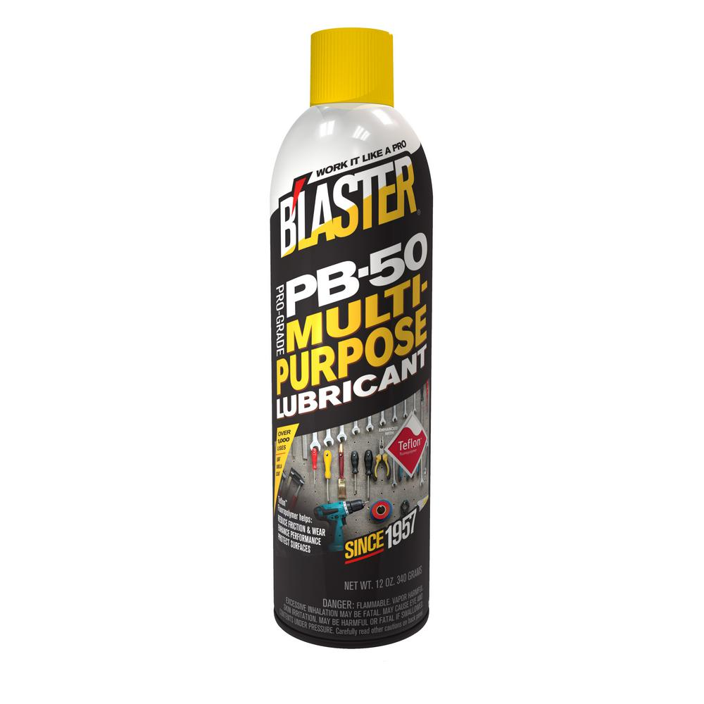 12 oz. Aerosol Multi-Purpose Lubricant