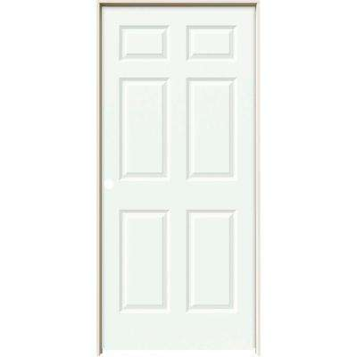 white painted prehung doors interior closet doors the home