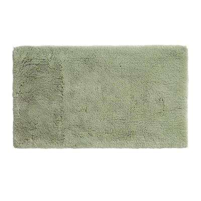 Namo Green 17 in. x 24 in. Rug