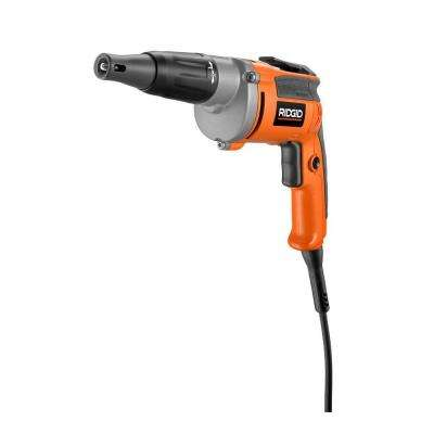 6.5 Amp Corded 1/4 in. Heavy-Duty VSR Drywall Screwdriver