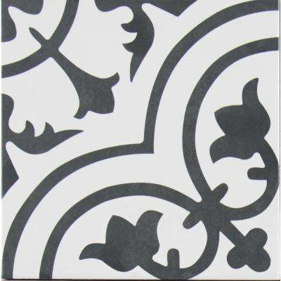 Amantus Encaustic 8 in. x 8 in. Glazed Porcelain Floor and Wall Tile (5.33 sq. ft./case)