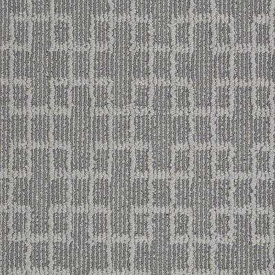 Carpet Sample - Quilted Dreams- In Color Dolphin Tale 8 in. x 8 in.