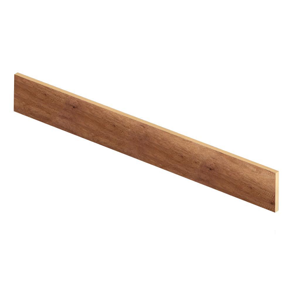 Zamma Sonoma Oak 94 In Length X 1 2 In Deep X 7 3 8 In