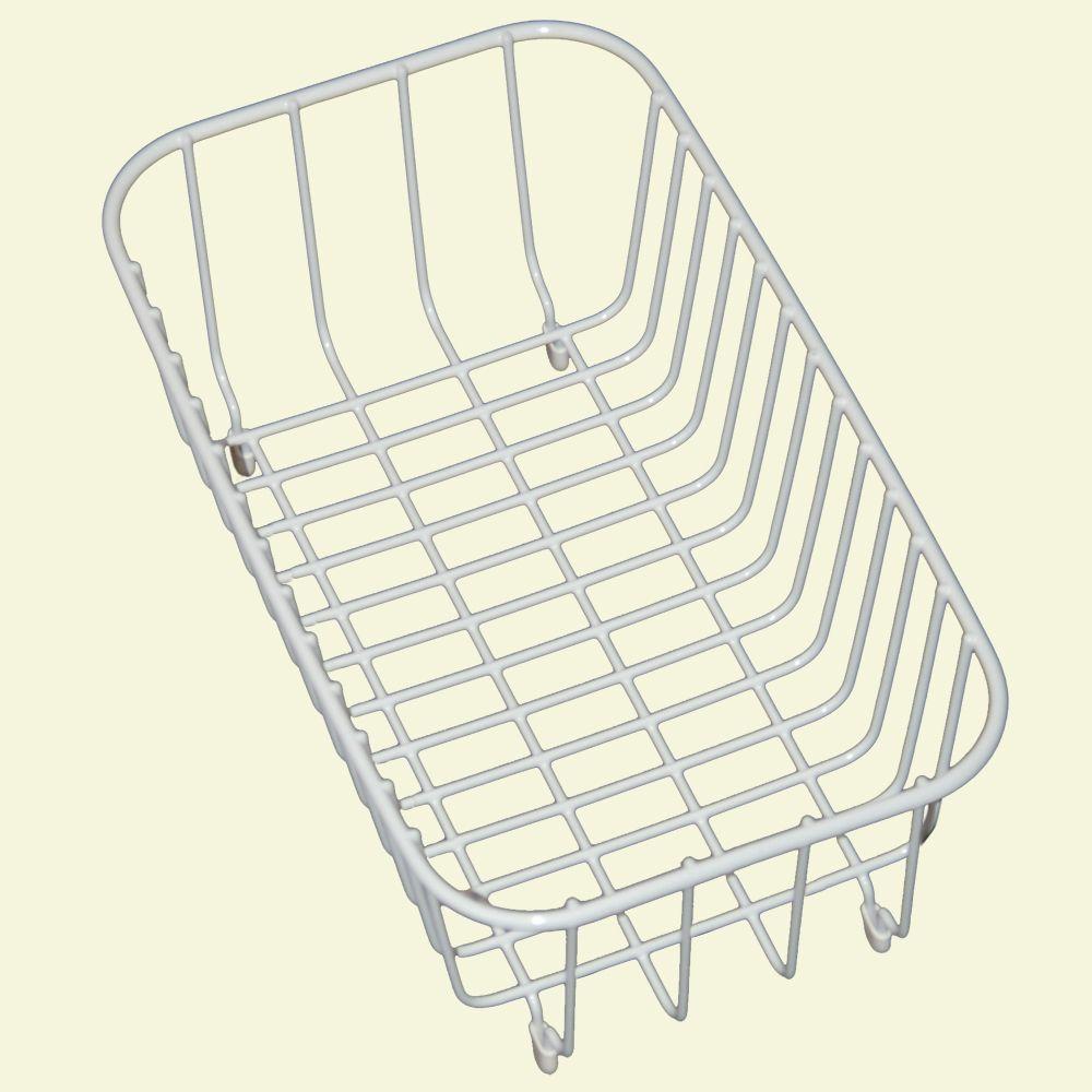 Swan Metal Wire Basket