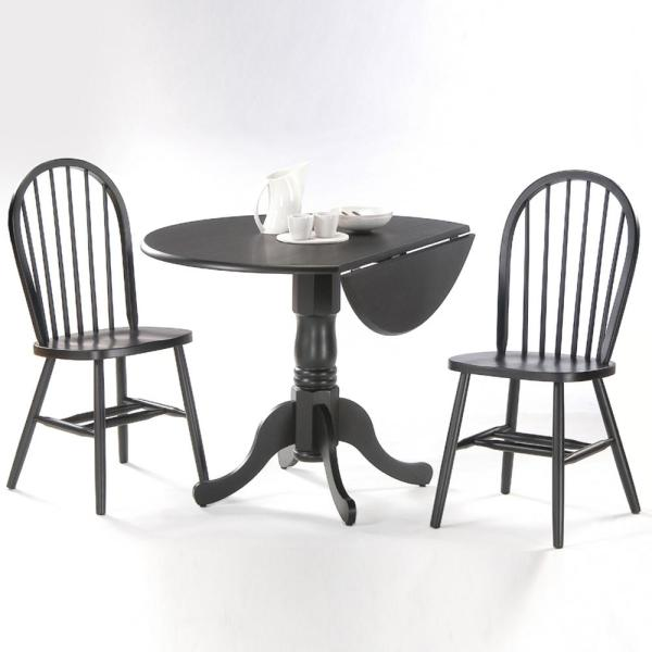 Outstanding Black Wood Spindle Back Windsor Dining Chair Alphanode Cool Chair Designs And Ideas Alphanodeonline