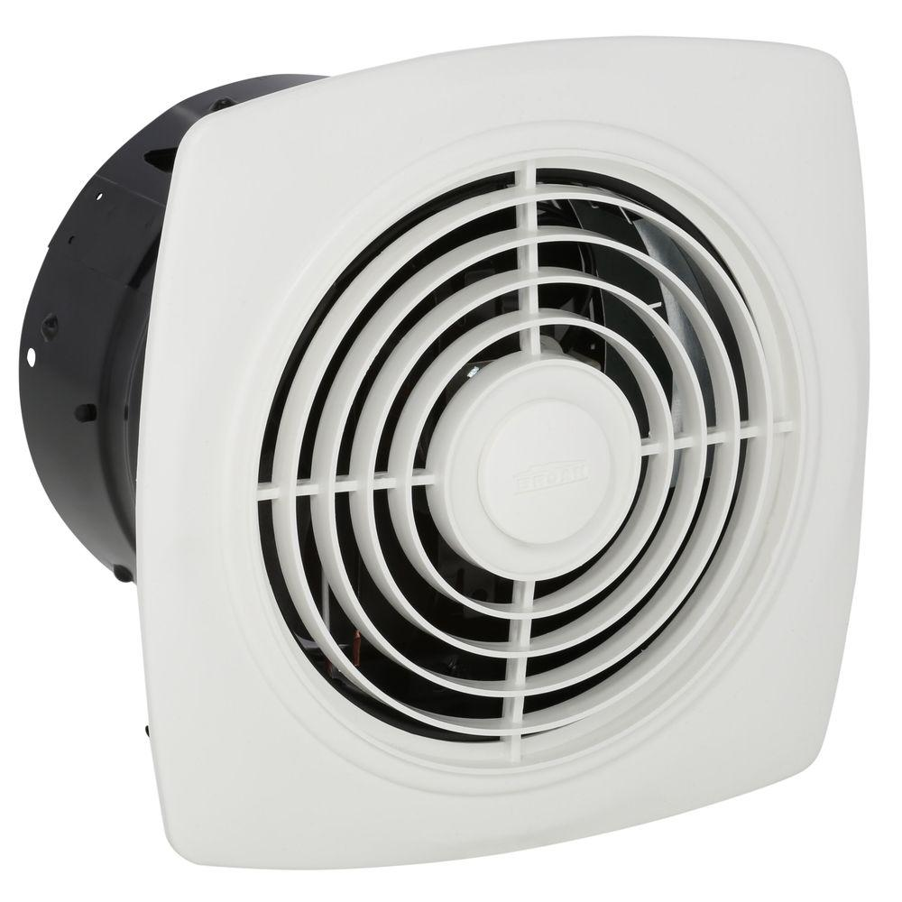 180 cfm ceiling vertical discharge exhaust fan 505 the home depot for Exterior mounted exhaust fans for bathroom