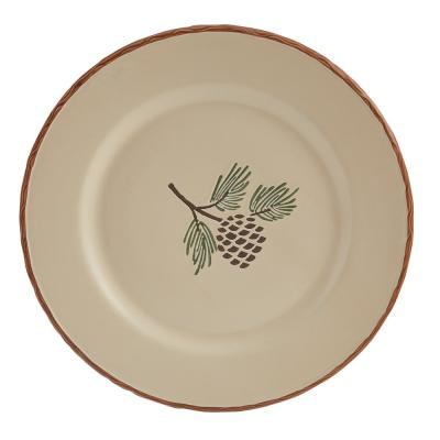 Pinecroft Ceramic Platter