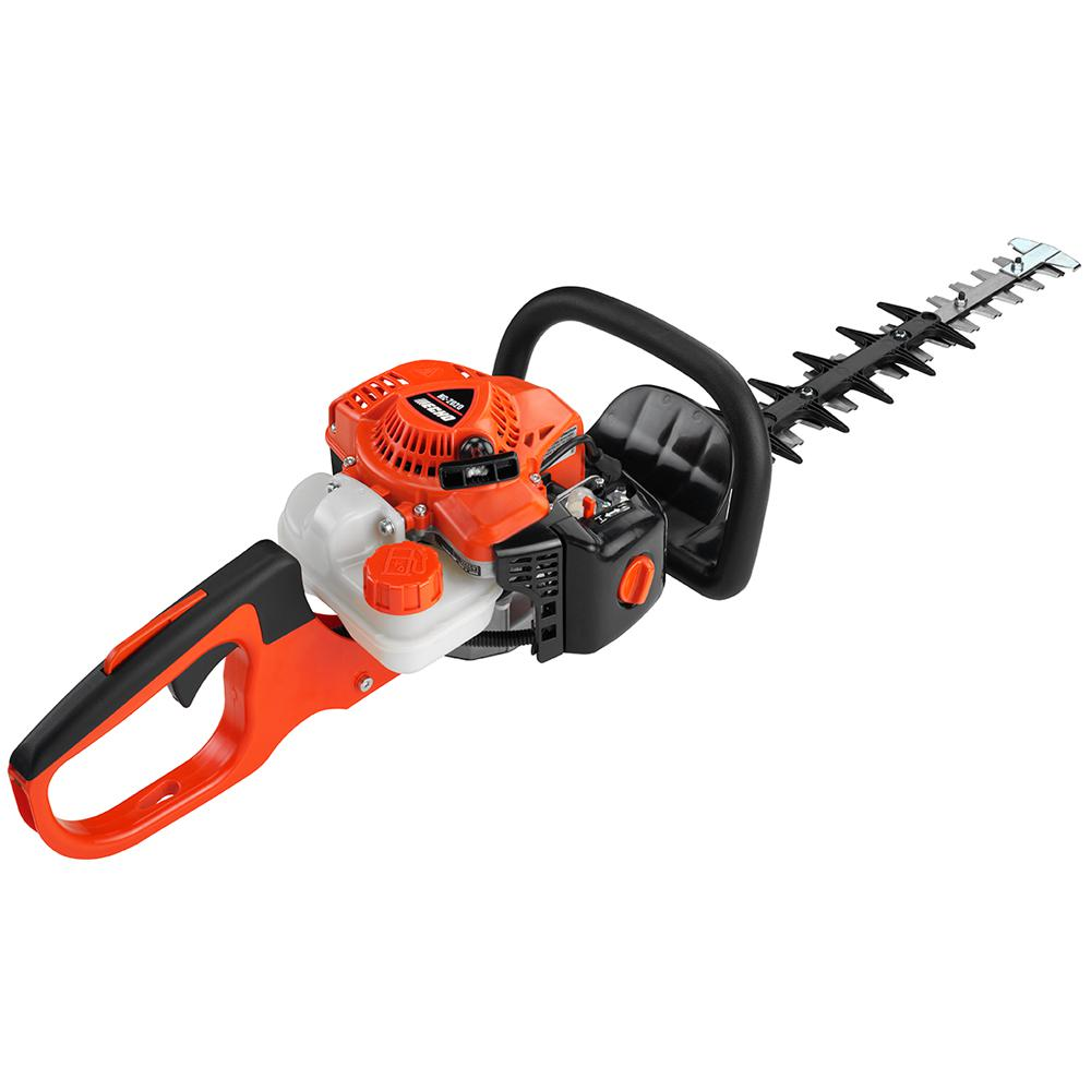Best Electric String Trimmer 2020 ECHO 20 in. 21.2 cc Gas 2 Stroke Cycle Hedge Trimmer HC 2020   The