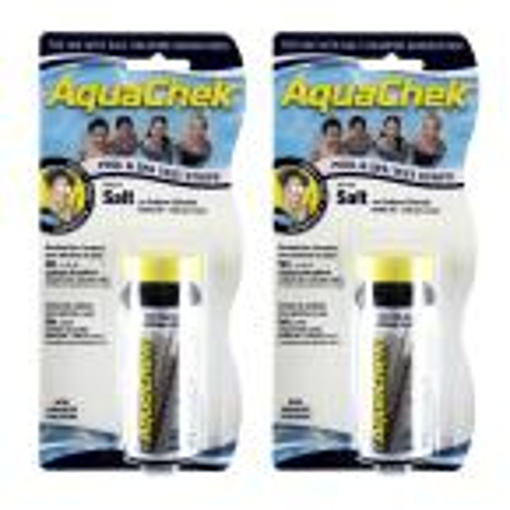 Pool Salt Test Strips (2-Pack)