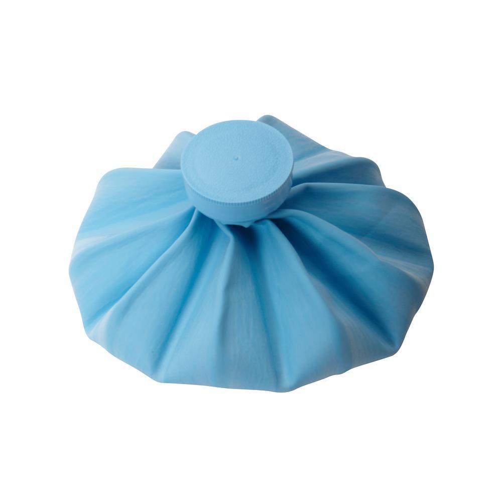 11 in. Ice Bag in Blue