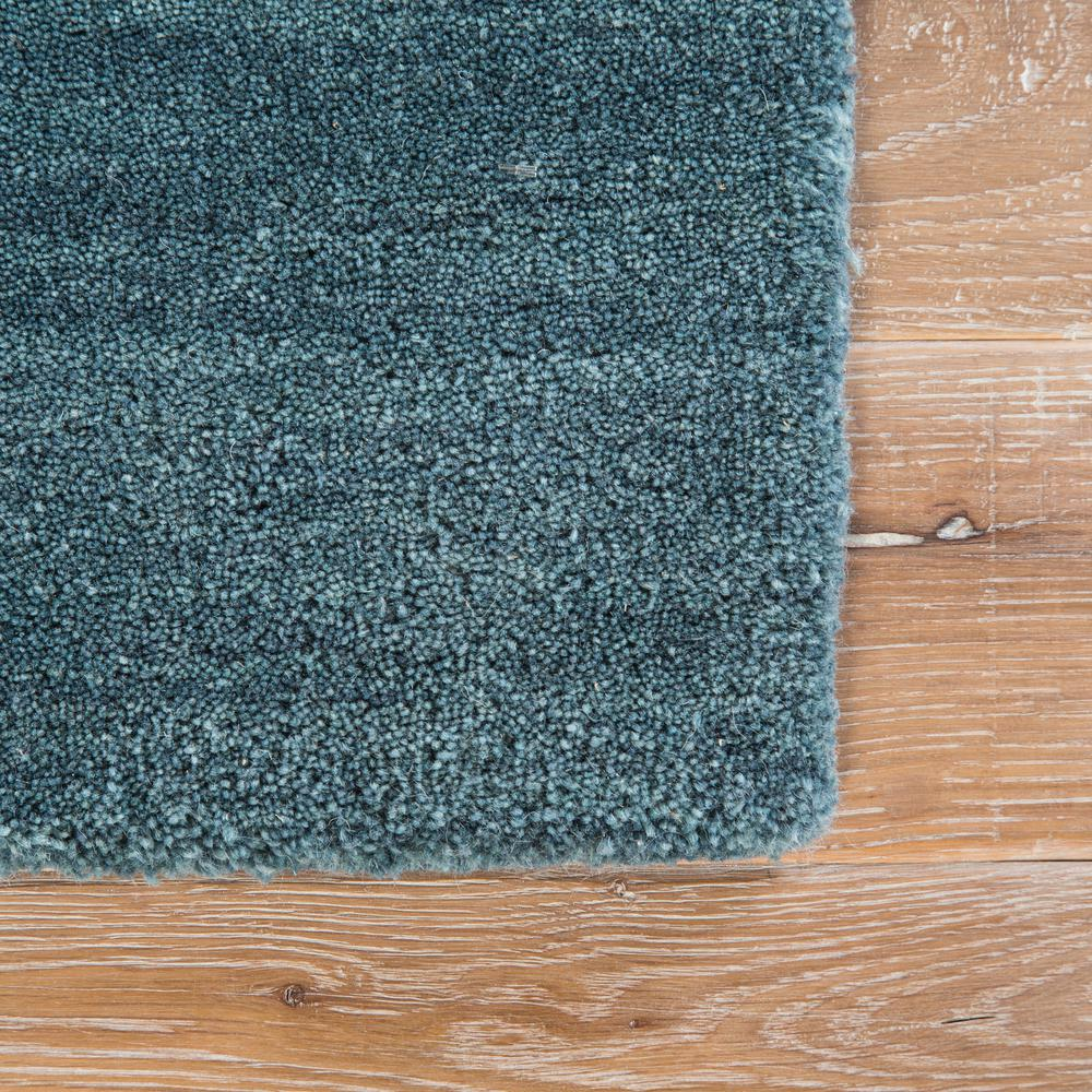 Contemporay Solid Blue Rug Home Depot