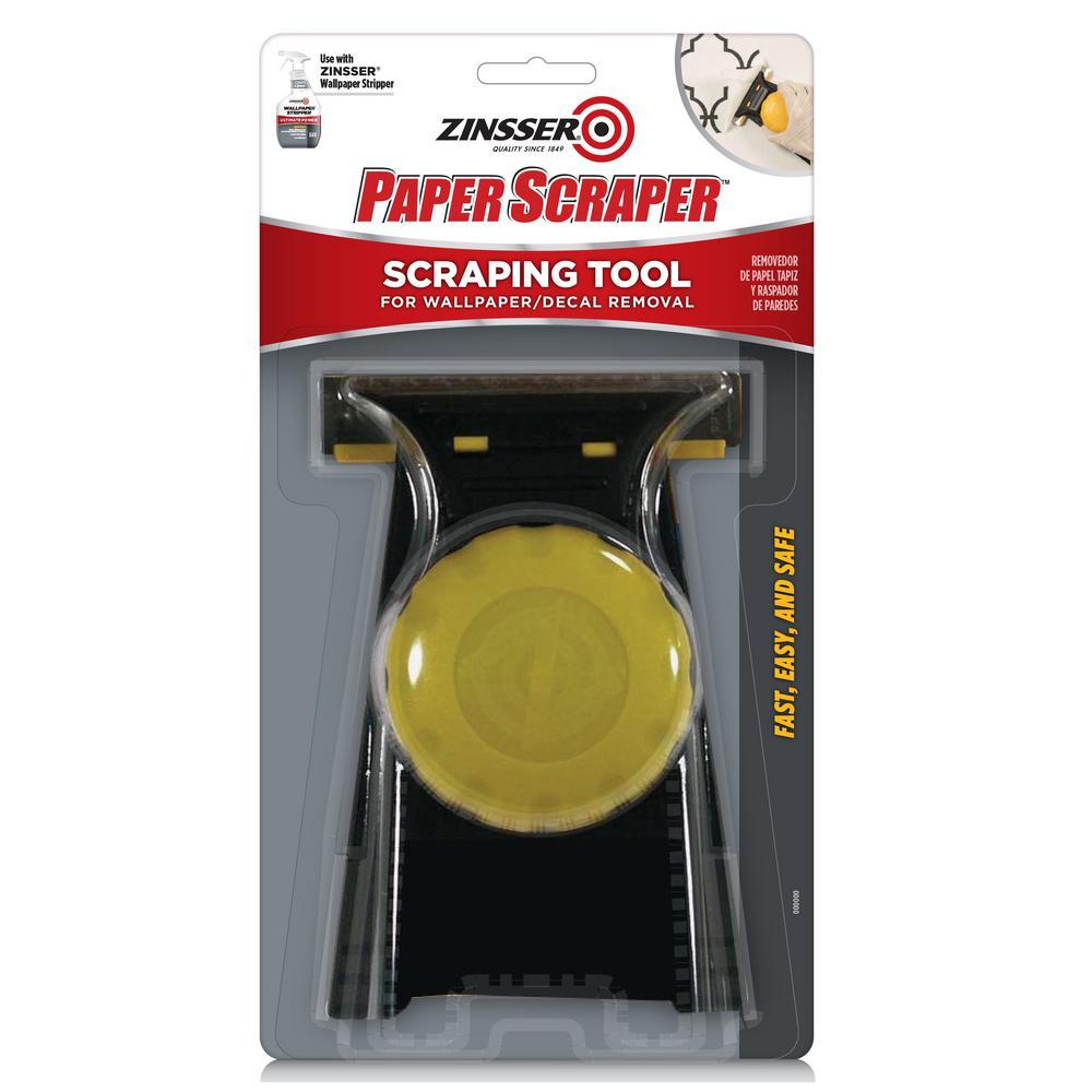 Zinsser Wallpaper Scraper Tool 6 Pack