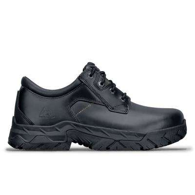Tour AT Men's Size 8M Black Mesh/Synthetic Slip-Resistant Aluminum Toe Work Shoe