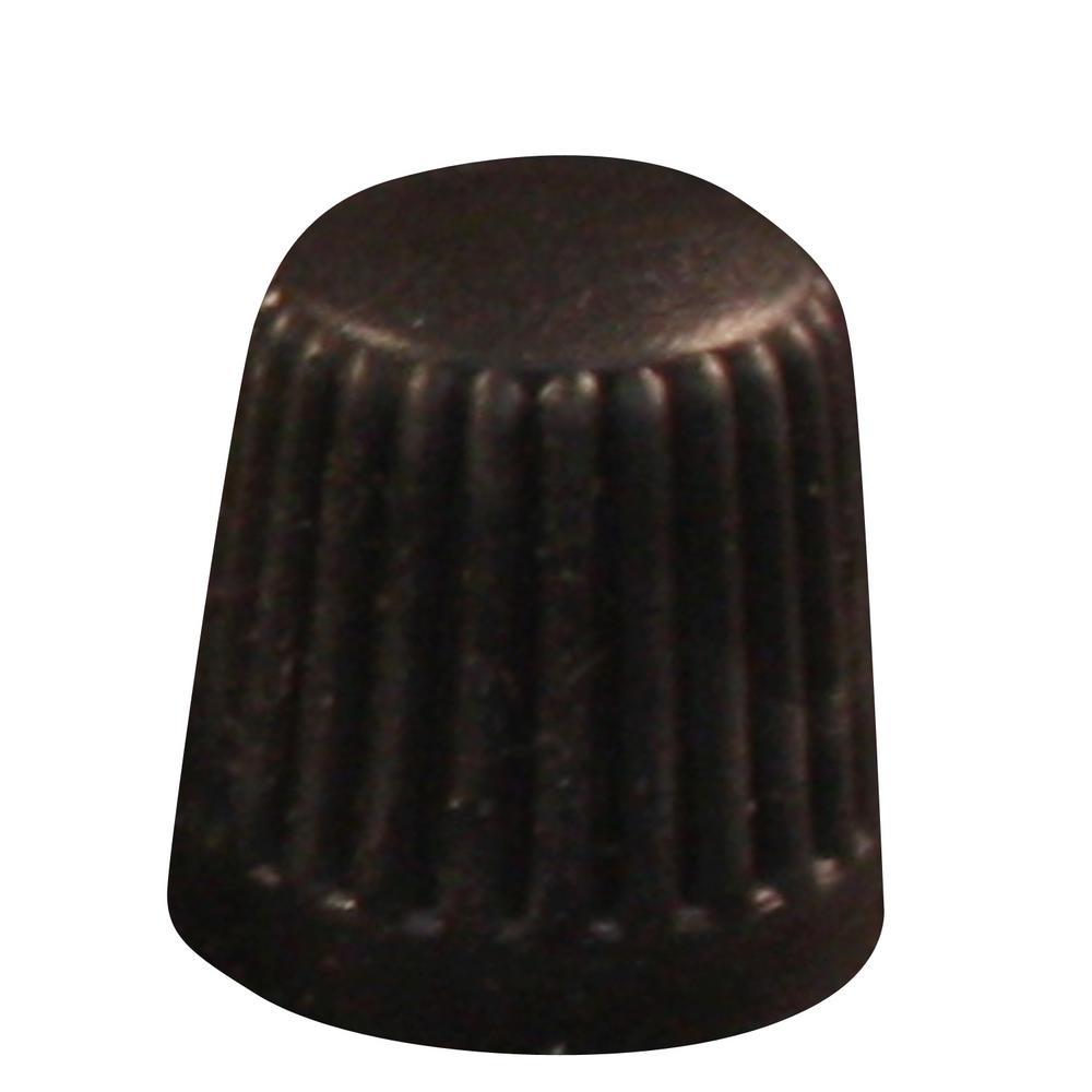 TR VC 8 Dome Type Valve Cap (100-Pieces)
