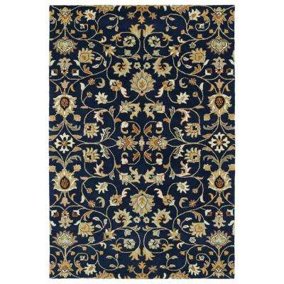 Middleton Navy 8 ft. x 10 ft. Area Rug