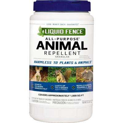 2 lb. Granule All Purpose Animal Repellent