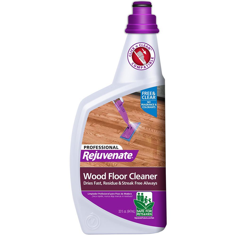 32 Oz Hardwood Floor Cleaner Rjfc32pro