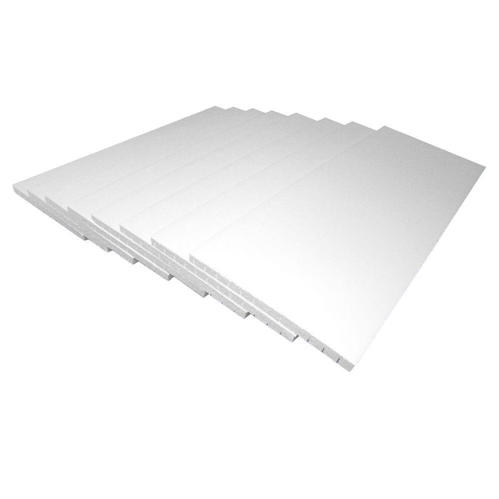 Garage Door Insulation Kit (8-Pieces)