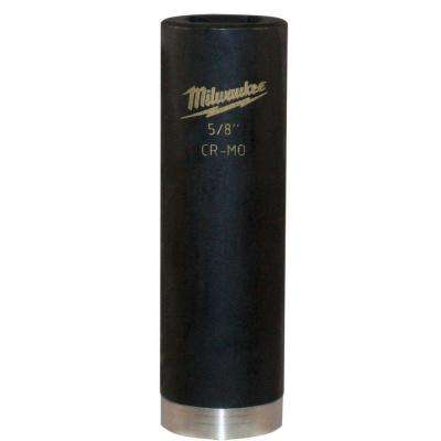 5/8 in. x 1/2 in. Drive SHOCKWAVE  Deep Well Impact Socket