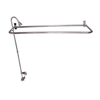 Shower/tub diverter - Claw Foot Tub Faucets - Bathtub Faucets ...