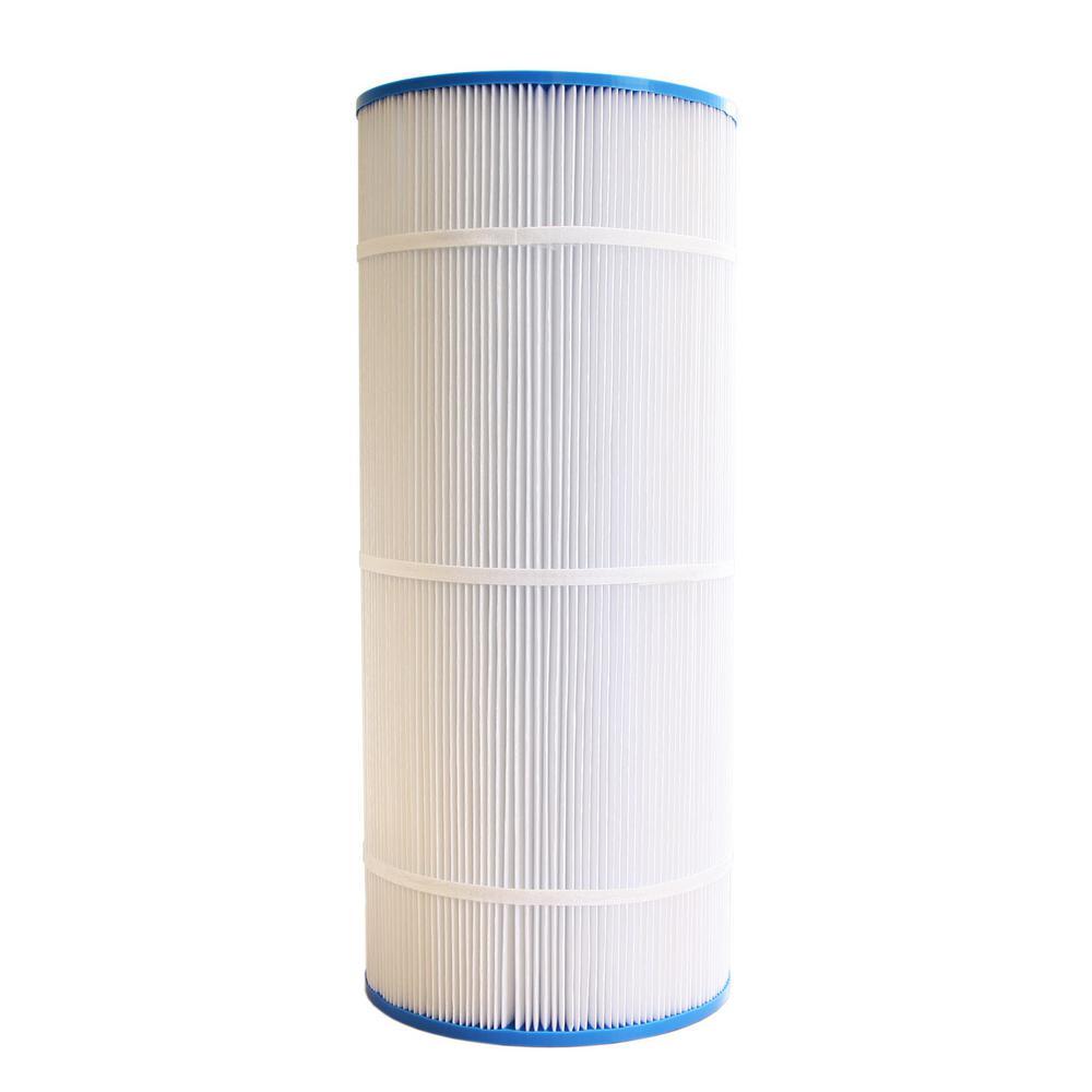 Replacement 100 sq. ft Pool Filter Cartridge for Pleatco PAP100-4 Unicel C-9410 Filbur FC-0686 R173215 59054200